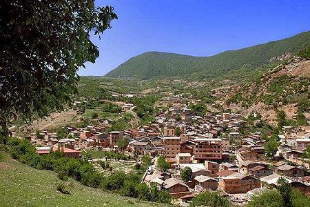 معماری بومی روستاها در حال از بین رفتن
