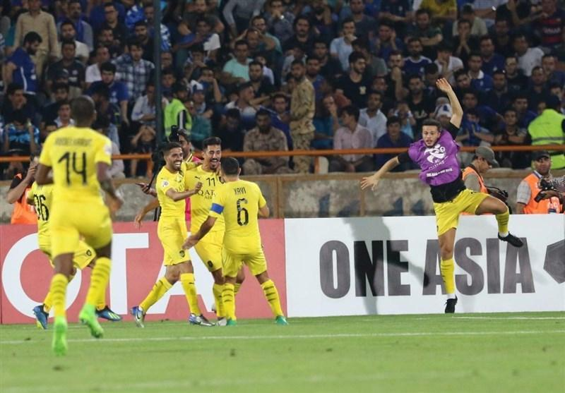 لیگ قهرمانان آسیا، شکست سنگین استقلال مقابل السد، باخت آبی ها با ترس و تعویض اشتباه شفر
