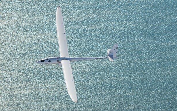 گلایدر ایرباس رکورد پرواز در بالاترین ارتفاع را شکست