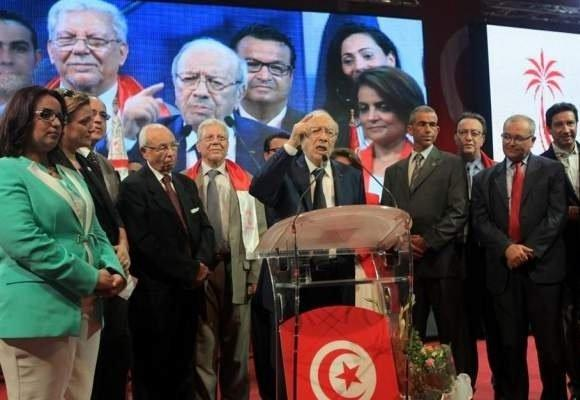 تعداد کرسی های پارلمانی حزب ندای تونس با پیوستن یک حزب لیبرال افزایش یافت