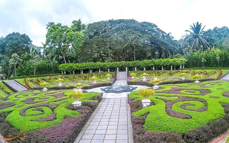آشنایی با باغ گیاه شناسی پردانا در کوالالامپور