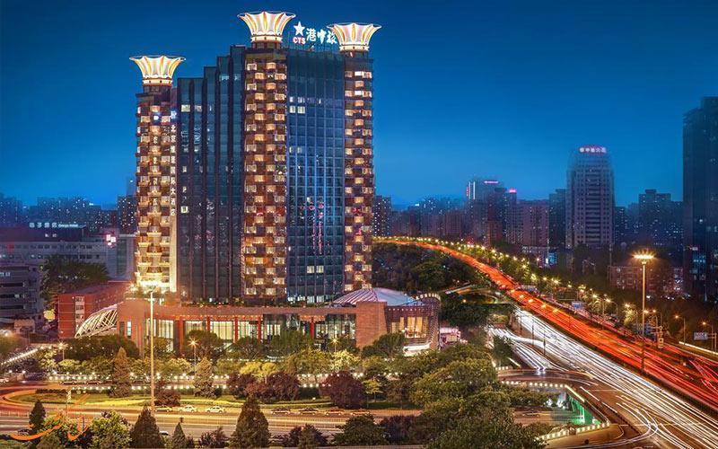 آشنایی با هتل 5 ستاره گرند متروپارک پکن