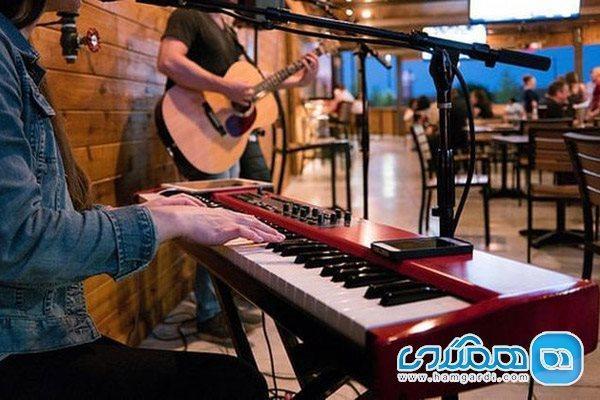 معرفی بهترین رستوران های موسیقی زنده تهران