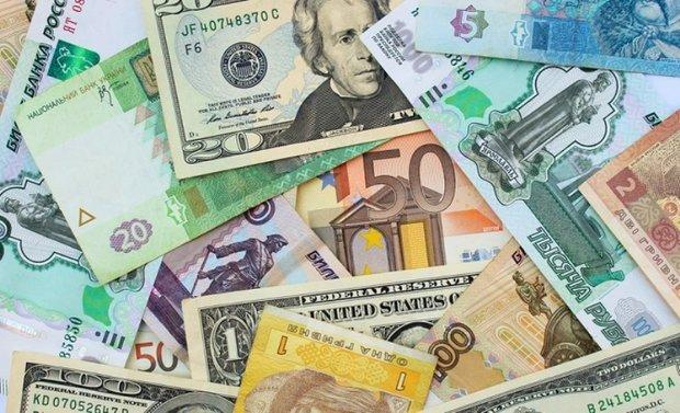 نرخ رسمی یورو افزایش یافت، کاهش قیمت پوند