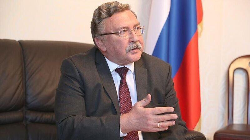 توئیت نماینده روسیه از نشست مشترک: نگرانی ها رو به افزایش است