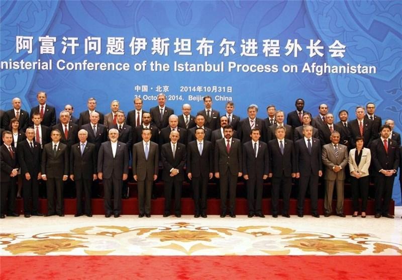 چهارمین نشست وزرای امور خارجه قلب آسیا به روایت تصویر