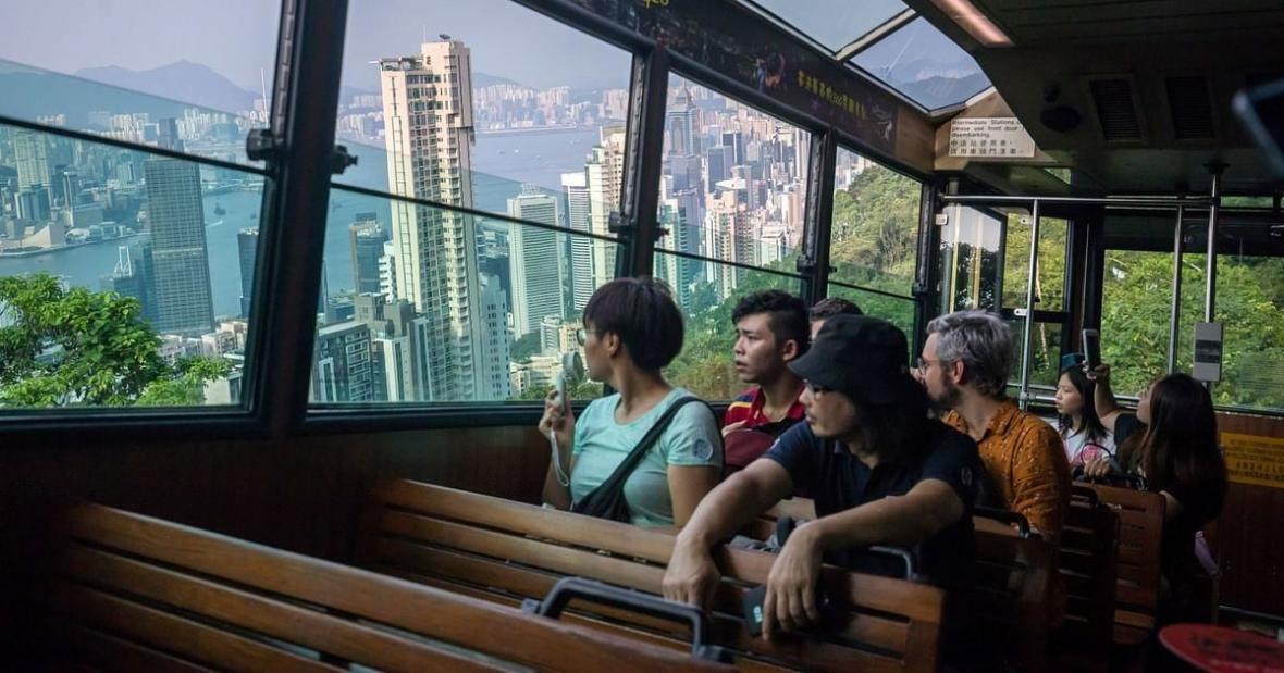 کاهش 90درصدی صنعت گردشگری در هنگ کنگ