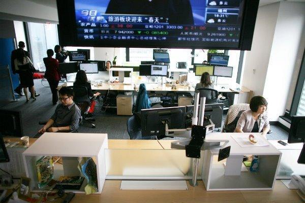آمریکا رسانه های رسمی چین را عاملان دولت کمونیست معرفی کرد