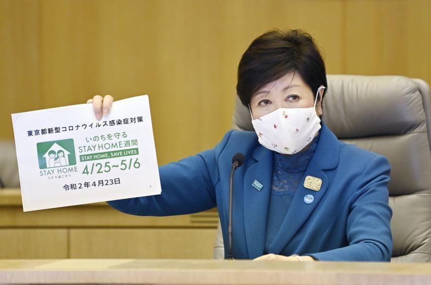 استاندار توکیو: مردم 3 روز یکبار ازخانه خارج شوند آخرین شرایط مبتلایان به کرونا در دنیا