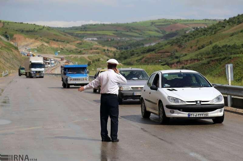 خبرنگاران آمار تصادفات در همدان 70 درصد کاهش یافت