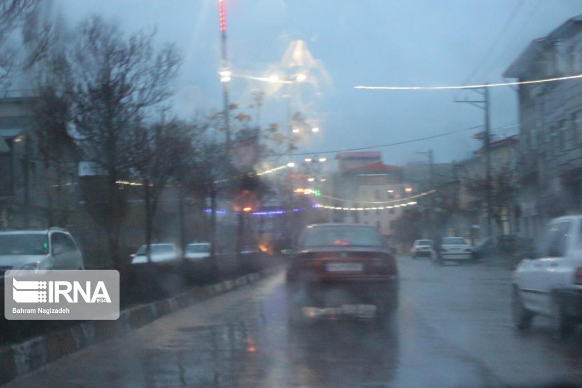 خبرنگاران کاهش 29 درصدی بارش های فصل سرد سال در آذربایجان غربی