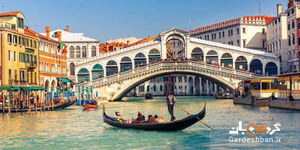 صنعت گردشگری ایتالیا مثل ساعت کار می نماید