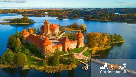 قلعه تاریخی و باشکوه جزیره تراکای، تصاویر