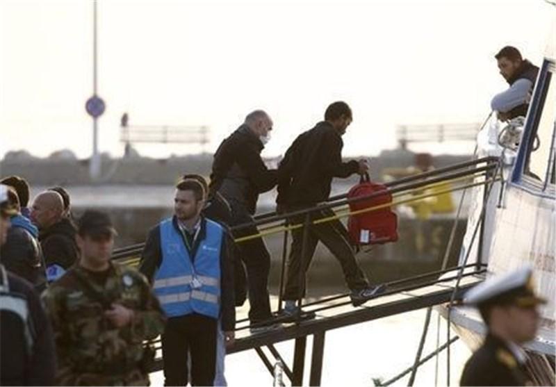 یونان دومین گروه از مهاجران خارجی را اخراج کرد
