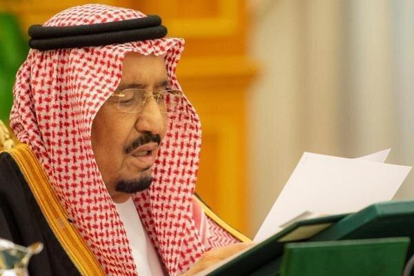 پادشاه عربستان با تمدید منع آمد و شد موافقت کرد