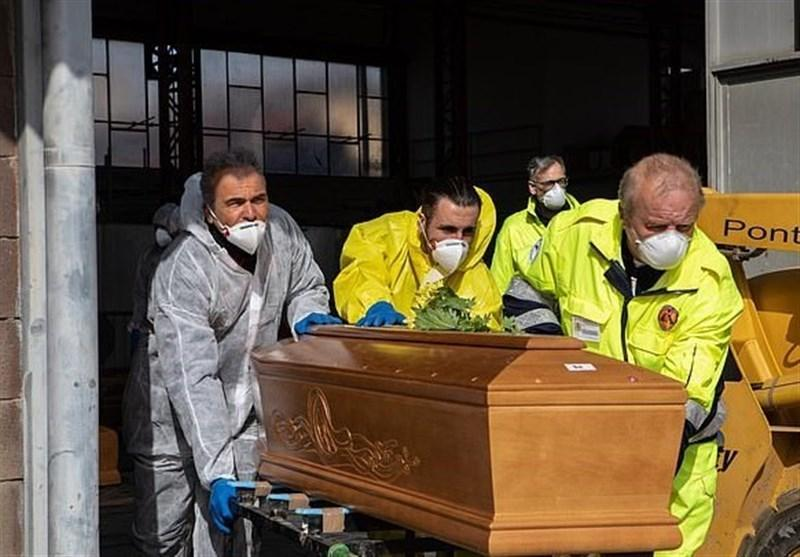 مرگ 516 نفر از مبتلایان به کرونا در فرانسه طی 24 ساعت گذشته