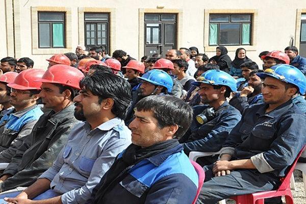 خانه نشینی کارگران کارخانه چدن خوسف ، چینی ها کارخانه را تعطیل کردند
