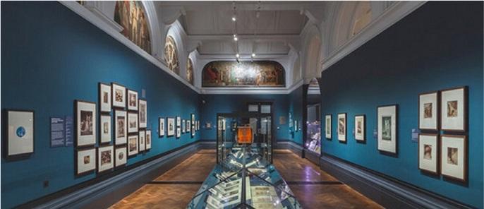 عدم تمایل نیمی از مردم بریتانیا برای حضور در موزه ها