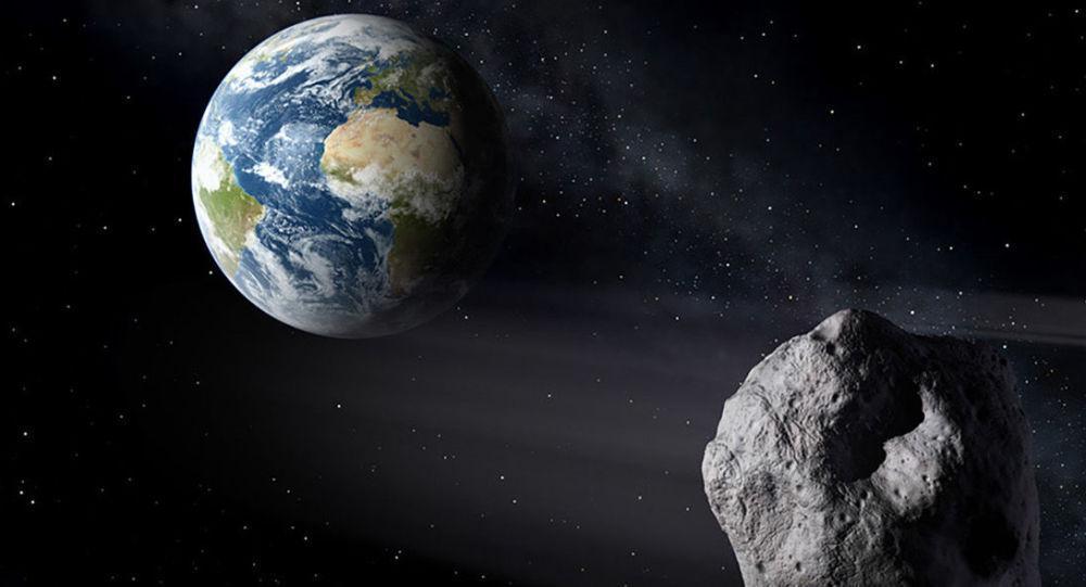 احتمال برخورد سیارکی به زمین در روزهای آینده