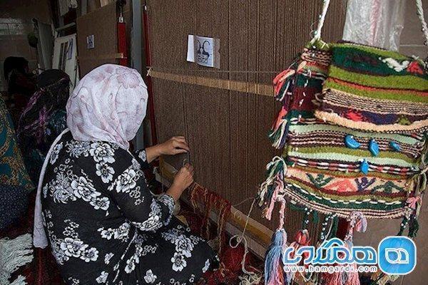 آموزش 3 رشته صنایع دستی برای بانوان در قرچک