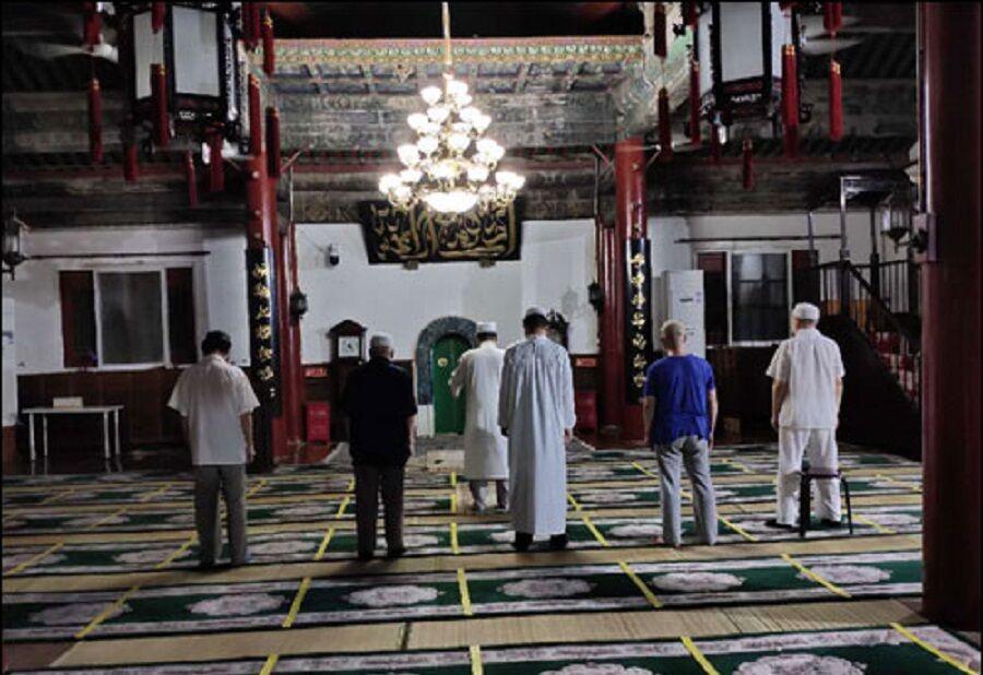 مساجد پکن پس از 6 ماه باز شد