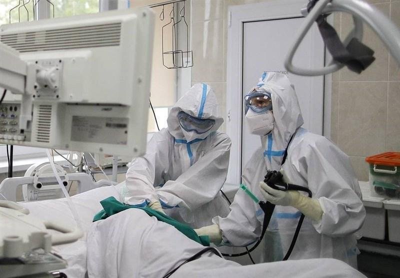 درمان بیش از 562 هزار بیمار مبتلا به کرونا در روسیه
