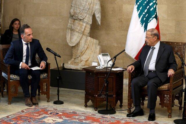 آلمان: کمک به لبنان مشروط به انجام اصلاحات اساسی است