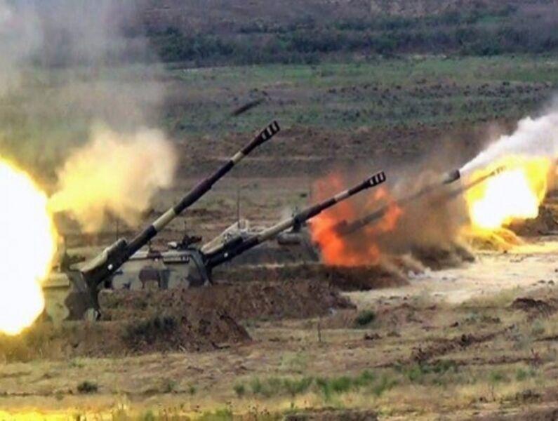 باکو نیروهای ارمنستان را به نقض آتش بس متهم کرد