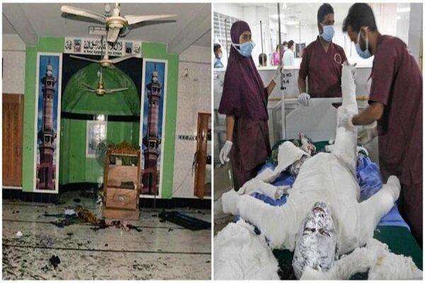 انفجار لوله گاز در مسجدی در بنگلادش 11 قربانی گرفت