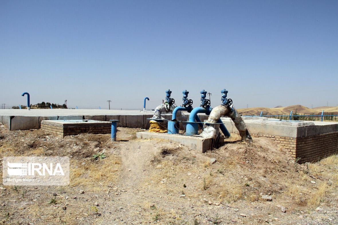 خبرنگاران پنج طرح آب و فاضلاب شهرستان زیرکوه در دست اجرا است