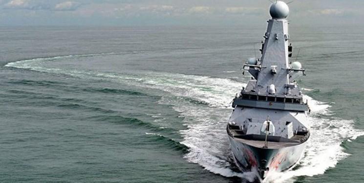 روسیه: تحرک ناوشکن انگیس در دریای سیاه را زیر نظر داریم
