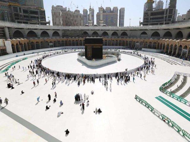 عربستان: عمره از فردا یکشنبه آغاز می شود