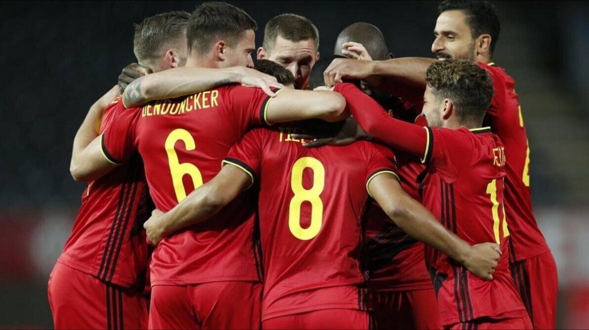 صعود ایتالیا و بلژیک به مرحله نیمه نهایی لیگ ملت های اروپا