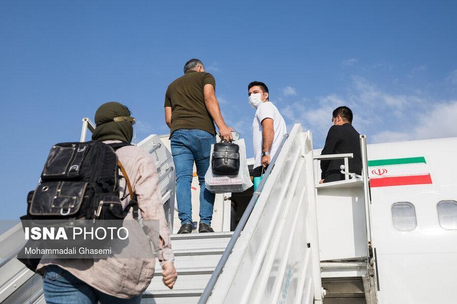 مسافران کرونایی در آژانس و هتل قابل شناسایی نیستند و طبیعی است به هر مراجعه کننده ای بلیت می فروشند ، مسافر تا فرودگاه نرود معین نمی شود!