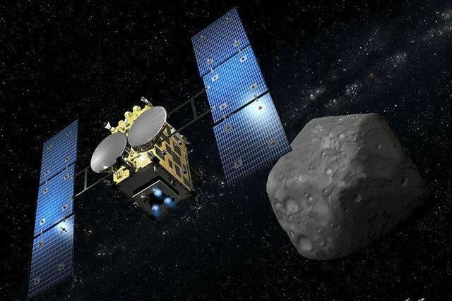 فضاپیمای هایابوسا-2 پس از 6 سال به زمین بازگشت