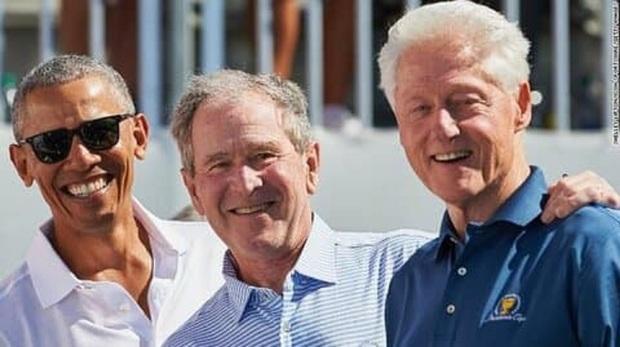 سه رییس جمهور سابق آمریکا به خاطر مردم واکسن کرونا می زنند