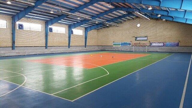 توسعه سرانه فضای ورزشی در شوط بااجرای همزمان 3 پروژه