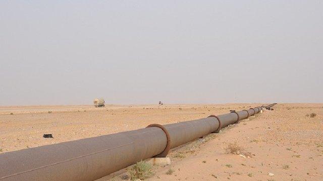حادثه خط لوله انتقال نفت به اصفهان در حوضه زاینده&zwnjرود نبود