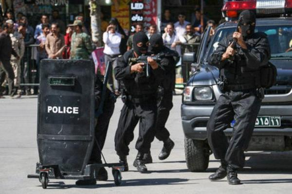 گروگانگیری در پایتخت با دخالت پلیس به خاتمه رسید