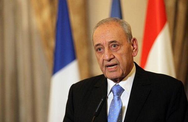 نبیه بری: تشکیل دولت لبنان به بن بست خورده است