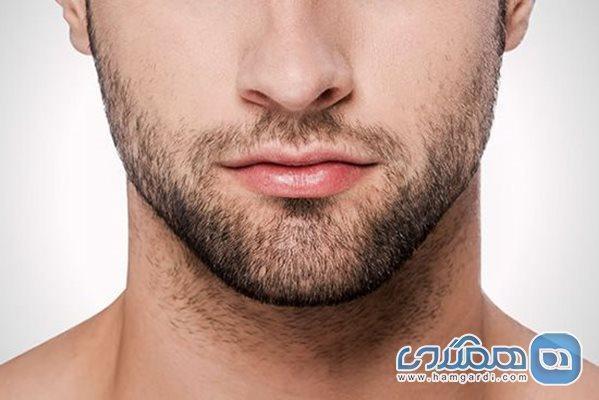 چرا بعضی از مردان ریش ندارند؟