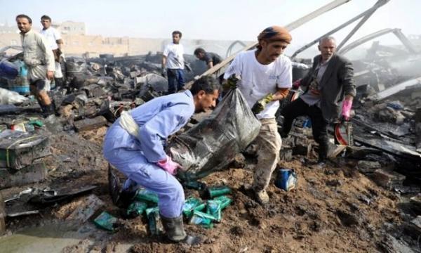 درخواست های بین المللی برای اعتراض علیه جنگ یمن