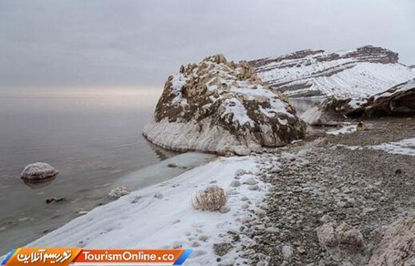 دریاچه ارومیه 28 کیلومتر آب رفت
