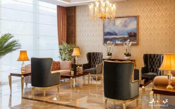 هتل کایا لاله پارک؛ بزرگترین و لوکس ترین هتل تبریز