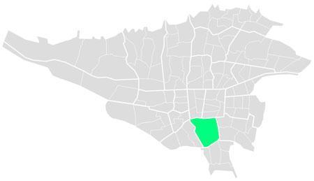 دفاتر ازدواج و طلاق منطقه 16 تهران (آدرس و تلفن)