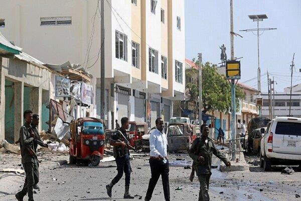 انفجار بمب در پایتخت سومالی 3 کشته برجای گذاشت