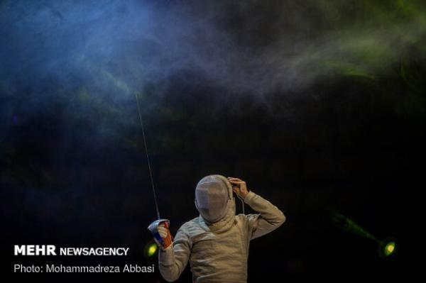 اعزام تیم ملی شمشیربازی اسلحه سابر به جام جهانی روسیه