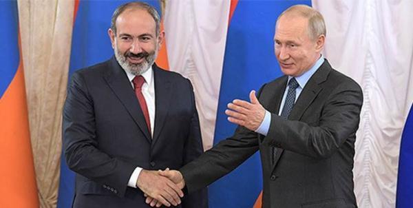 پاشینیان: گفت و گوی پُرباری با پوتین داشتم؛ ارتش ارمنستان باید اصلاح گردد