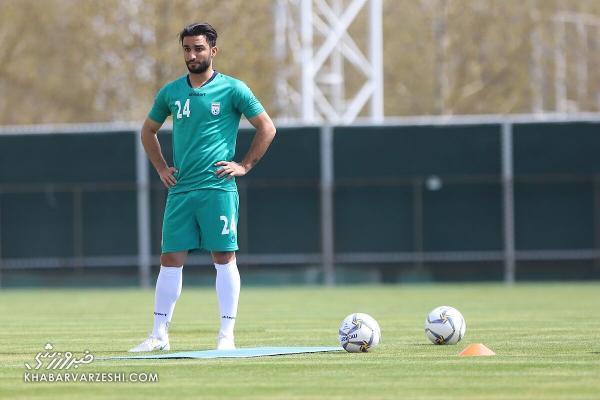 بازیکن محبوب سرمربی تیم ملی فوتبال ایران را بهتر بشناسید خبرنگاران