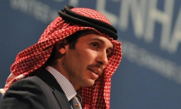 خبرنگاران ولیعهد پیشین اردن حصر خانگی خود را تأیید کرد